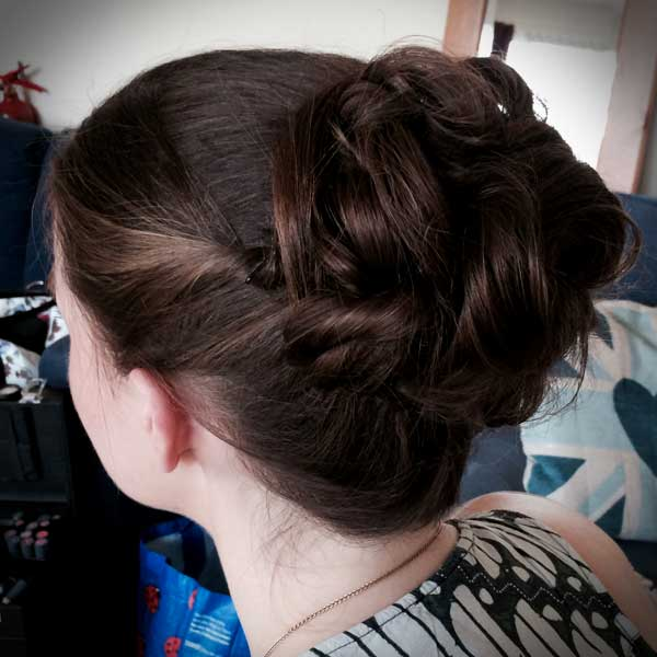 Wedding Hair York